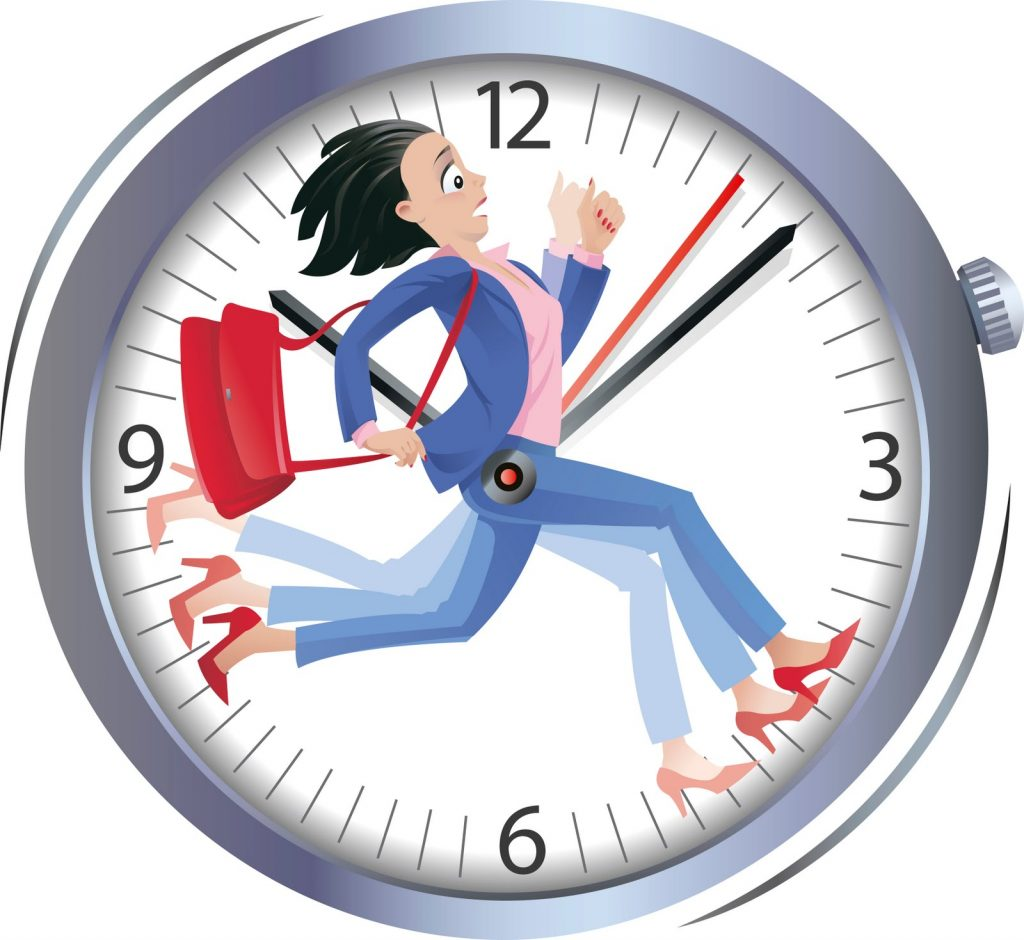 Administrar el tiempo de manera efectiva